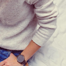 Men White Sweater